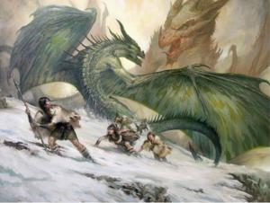 A caccia di draghi