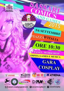 Sassari Comics and Games 2015