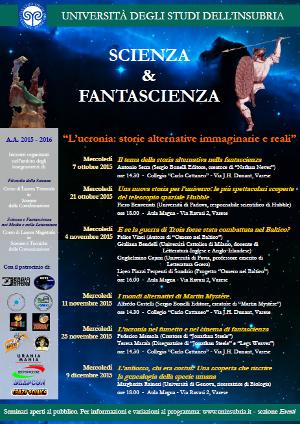 Scienza & Fantascienza 2015